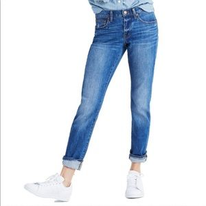 Madewell The Slim Boyfriend Jeans High Rise